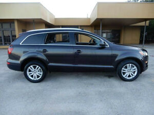 2008 Audi Q7 QUATTRO-AWD-LEATHER-DUAL SUNROOF-3.6L V6-ONLY 152K