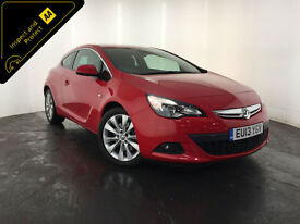 2013 VAUXHALL ASTRA GTC SRI CDTI DIESEL 1 OWNER SERVICE HISTORY FINANCE PX