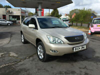 Lexus RX 300 3.0 auto SE top of the range 4x4 fsh