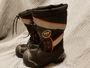 Helly Hansen Mens composite toe composite plate winter felt pack