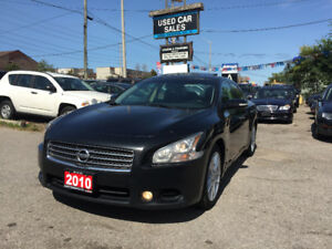 *CERTIFIED*2YRS WARRANTY*2010 Nissan Maxima 3.5 S Sedan