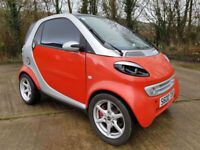Smart ForTwo 'Brabus Beater'? 35,000 miles