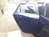 Mazda 3 car doors driver's side