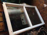 4 Month Old Vinyl Door Window Insert