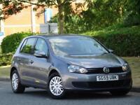 Volkswagen Golf 1.4 2010 S +CAMBELT DONE +FSH +AUX +FINANCE +WARRANTY