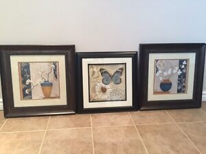 Beautiful Framed Art/Picture Frames
