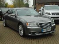 2012 12 Reg Chrysler 300C 3.0TD ( 236bhp ) Auto Executive