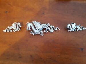 dragon pin