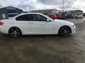 BMW 320D Auto/Step 2013 M Sport Coupe only 29,000 miles