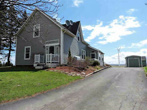Renovated Century Home on 13 Acres near Amherst!