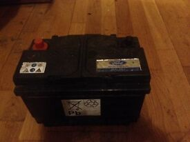 60 Ah car battery for diesel estate 590A