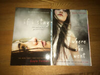 If I Stay by Gayle Forman duology