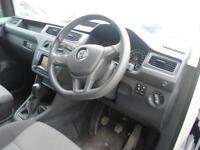 Volkswagen Caddy 2.0 Tdi Bluemotion Tech 102Ps Startline Van DIESEL WHITE (2016)