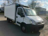 2011 IVECO DAILY 2.3 MWB BOX FRIDGE VAN GOOD CON AUTOMATIC MOT OC T 21 PX SWAPS