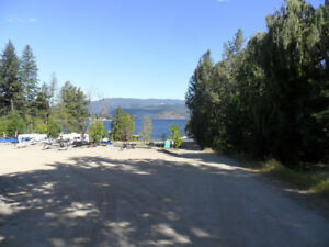 RV Lot in Blind Bay Resort - Shuswaps