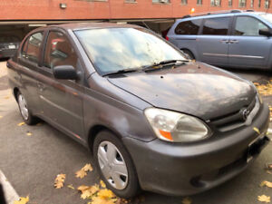2005 Toyota Echo in excellent condition