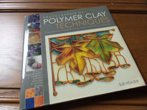 The Encyclopedia of Polymer Clay Techniques Kingston Kingston Area image 1