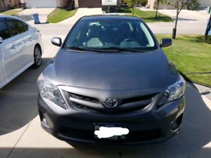 2013 Toyota Corolla *Fresh Safety* 1st Owner!!