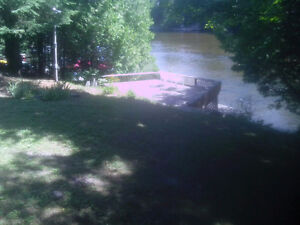 beauiful year round1200 square foot cotage on gull river Kawartha Lakes Peterborough Area image 2