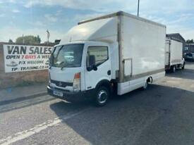 2010 10 NISSAN CABSTAR 2.5 35.13 MWB SHR 130 BHP**FINANCE AVAILABLE** DIESEL