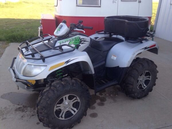 Used 2009 Arctic Cat thundercat 1000. H2