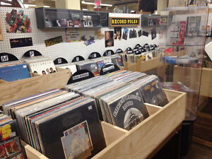 Vinyl LP's - Records - 45's - 78's all types of music