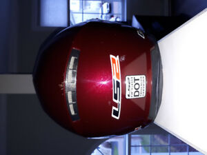 Women's Motorcycle helmet with visor
