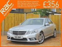 2011 Mercedes-Benz E Class E250 Sport CDI BlueEfficiency Turbo Diesel 7 Speed Au