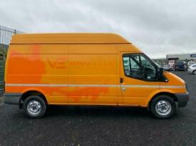 FORD TRANSIT 350 LONG AND HIGH 2 OWNER FROM NEW 166K SERVICE PRINT OUT