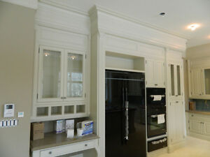 Transform Your House! We paint kitchen cabinet as well!!!