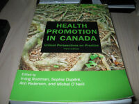 Health Promotion In Canada 3rd Edition