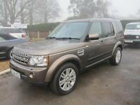 Land Rover Discovery 4 3.0TD V6 auto 2010MY HSE 7 SEATS