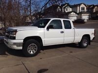 2006 Chevrolet Silverado 1500 4WD with cam