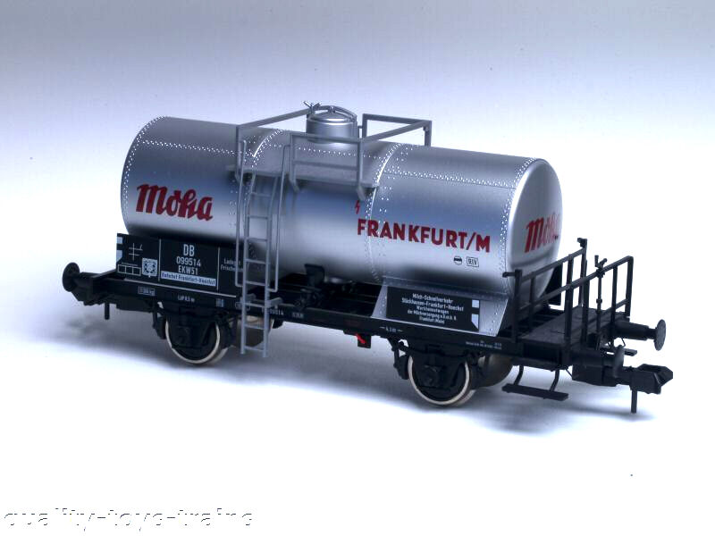 Scale 1:32 MARKLIN Moha Frankfurt am Main tank car