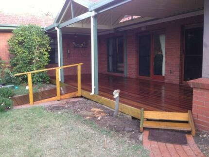 NM CARPENTRY & JOINERY CARPENTER /JOINER City North Canberra Preview