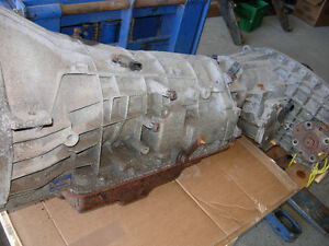 NP273 Transfer Case and 5R110 Transmission