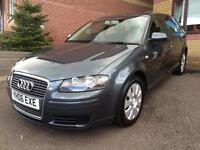 Audi A3 2.0TDI Sportback 2006/06, **FINANCE AVAILABLE FROM £19 PER WEEK**