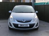 2014 Vauxhall Corsa 1.2 i Energy 3dr