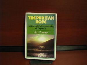 Puritan Hope Paperback. excellent condition
