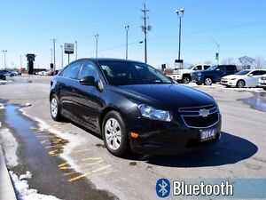 2014 Chevrolet Cruze 1LT   TECHNOLOGY PACKAGE-BLUETOOTH