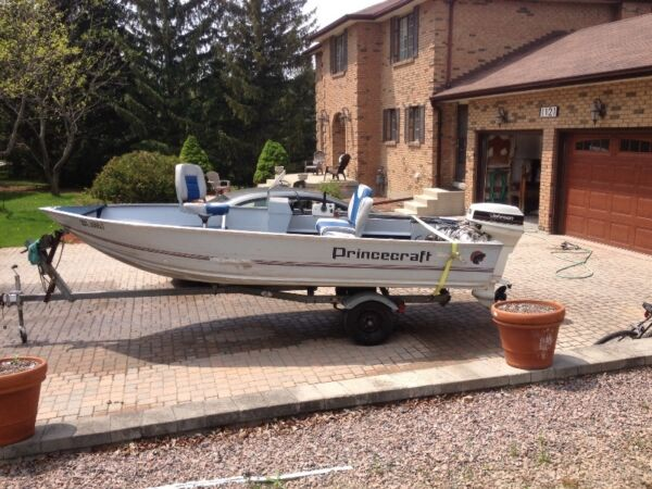 Princecraft Pro 169 For Sale Canada