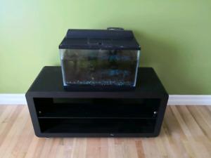 Free TV stand & fish tank