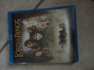 The Lord of the Rings: The Fellowship of the Ring Blu-ray London Ontario image 3