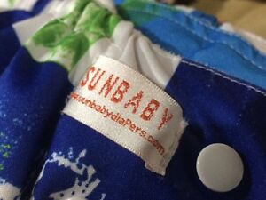 Sunbaby Cloth Diapers