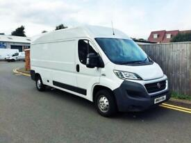 2014 Fiat Ducato 2.3 JTD 130 Multijet II 35 LH3 LWB NEW SHAPE ONLY 43K