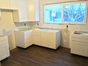 Bright walkout basement suite available March 1 in Glenmore