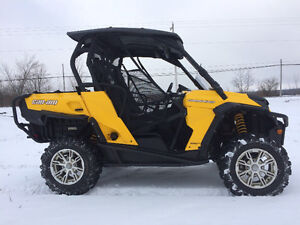 2014 CAN AM 800 DPS COMMANDER....FINANCING AVAILABLE