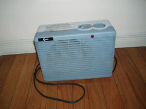 Portable Small Heaters - Fan Force Air