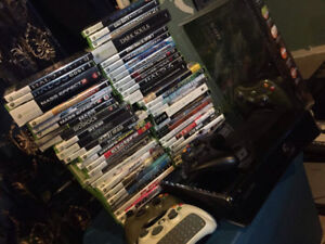 Xbox 360 Game Lot (52 Games) - $225