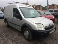 2003 FORD TRAN CONNECT LX TDCI LWB VAN NO VAT SIDE LOADING DOORS